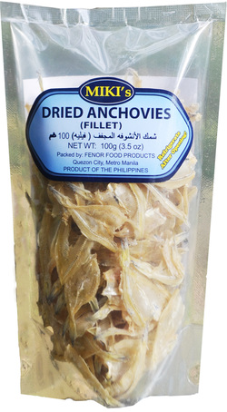 Dried Fish - Philippine Dried Fruits and Dried Fish - Fenor Food